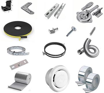 Изделия для монтажа и прокладки